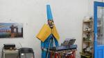 Arístides Santana. Performance